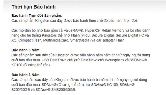 5 sai lầm dễ gặp khi mua thẻ nhớ microSD