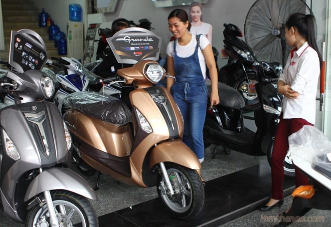 Hướng dẫn thủ tục đăng ký xe máy mới 1
