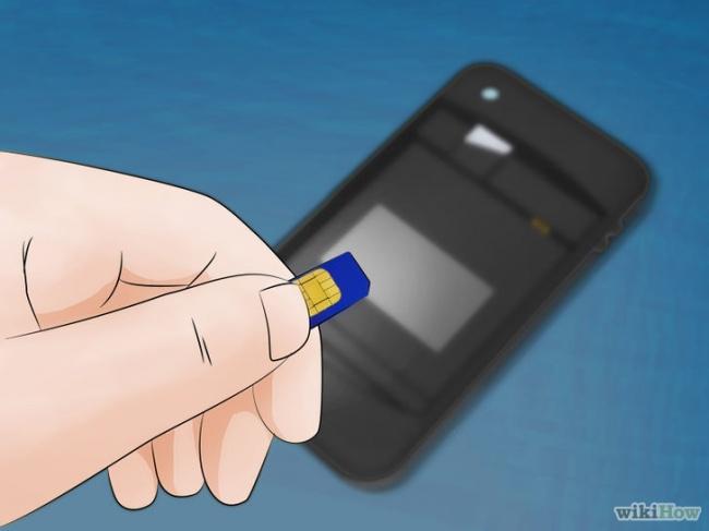 Khi điện thoại của bạn vô tình bị