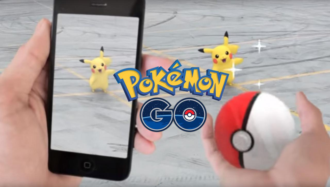 Pokemon Go là gì?