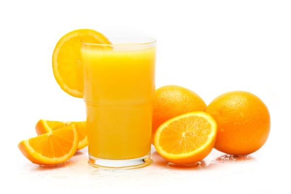Nước cam làm đẹp da