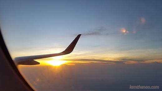 Các chuyến bay vào buổi sớm đa phần rẻ hơn so với cá buổi khác trong ngày. (Ảnh: Internet)