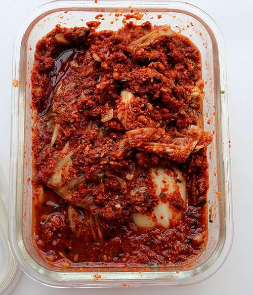 Làm thế nào để làm Kimchi ngon như ở Hàn Quốc