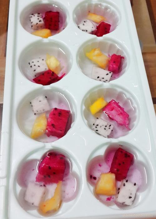 Thạch hoa quả ngọt mát cho ngày hè 2
