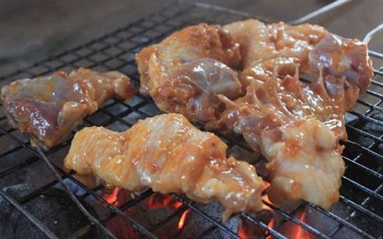 Cách làm thịt vịt nướng chao thơm ngon, đậm đà.