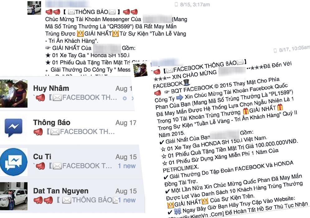 Tìm hiểu nguyên nhân tài khoản Facebook của bạn bị hack