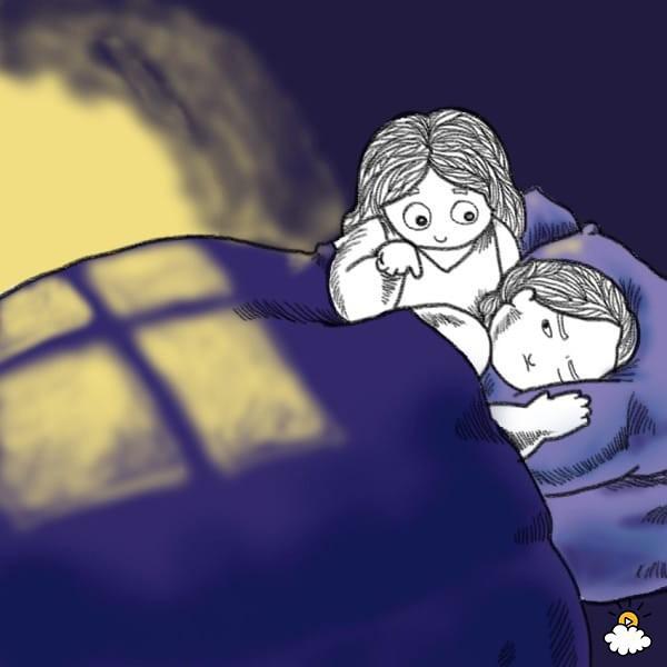 Đột nhiên thức dậy giữa đêm thì nhớ không làm điều này kẻo mang bệnh vào thân - Ảnh 4.