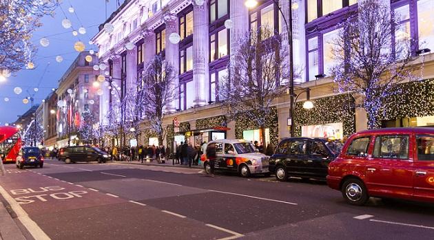 7 Thành phố trên thế giới đã nóng rực không khí Giáng Sinh