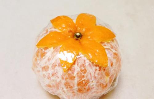 Cách tỉa quả cam đơn giản mà đẹp mắt - 6