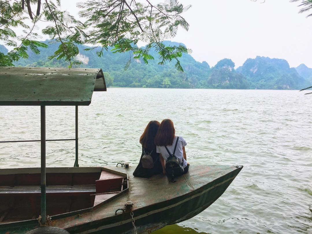 Những điểm picnic ở Hà Nội vào cuối tuần cho anh em đổi gió