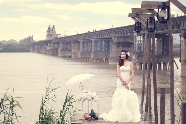 Điểm danh những phim trường chụp ảnh cưới đẹp tại Hà Nội
