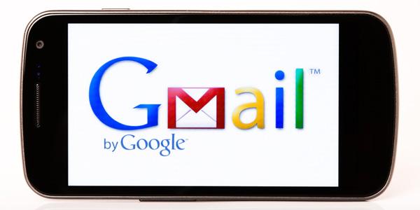 Gmail trên di động
