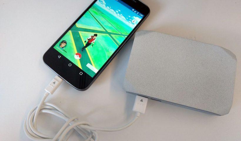 Mẹo tiết kiệm pin điện thoại khi chơi Pokemon Go