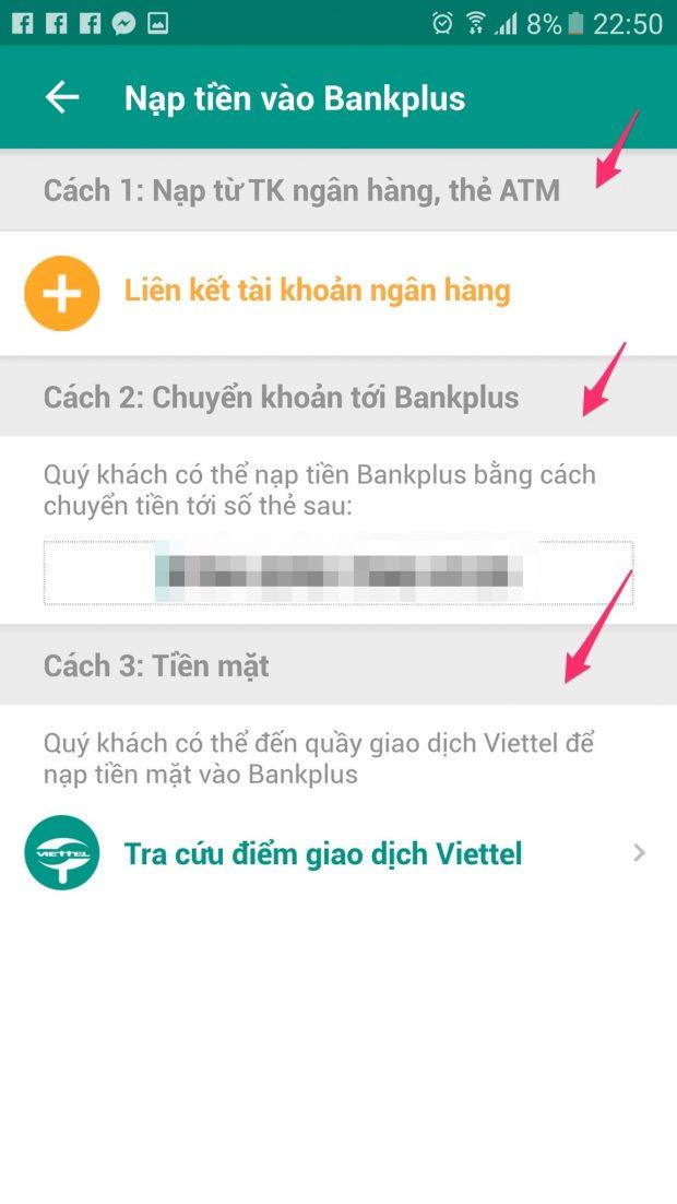 BankPlus MasterCard - Cách mở thẻ Visa ảo Miễn Phí từ Viettel BankPlus