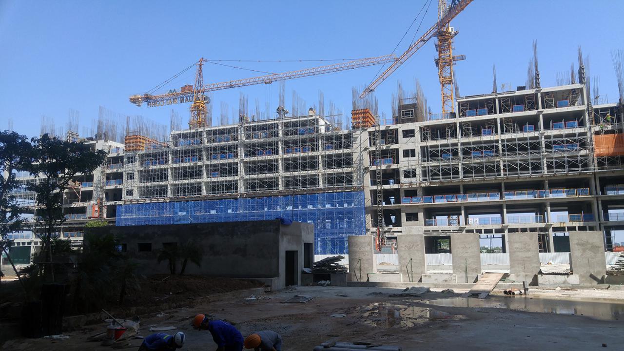 Xuân Mai Complex tòa FGH chính thức mở bán đợt đầu chỉ từ 850 triệu căn 2 ngủ