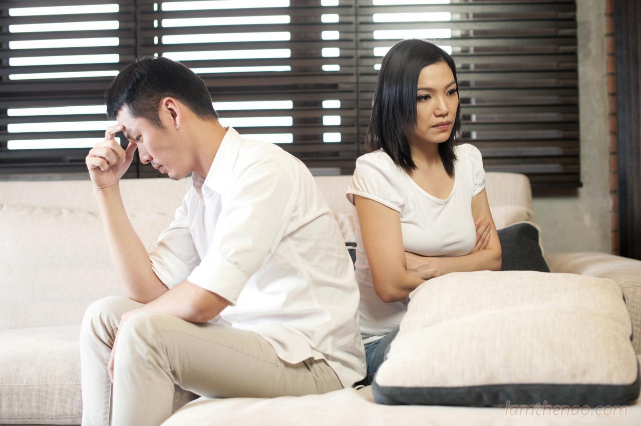 Báo động đỏ cho tình trạng hôn nhân của bạn