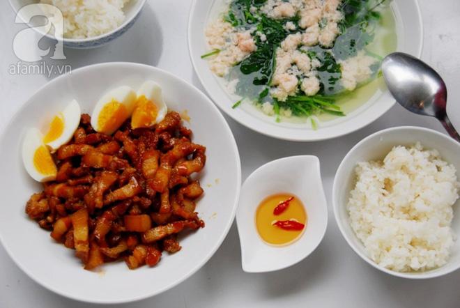 Mẹ Việt ở Pháp chia sẻ bữa tối chỉ 2 món mà ngon ngất ngây - Ảnh 8.