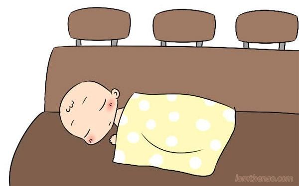 5 'quy tắc vàng' giúp bé thoải mái ngồi điều hòa mà không lo ốm
