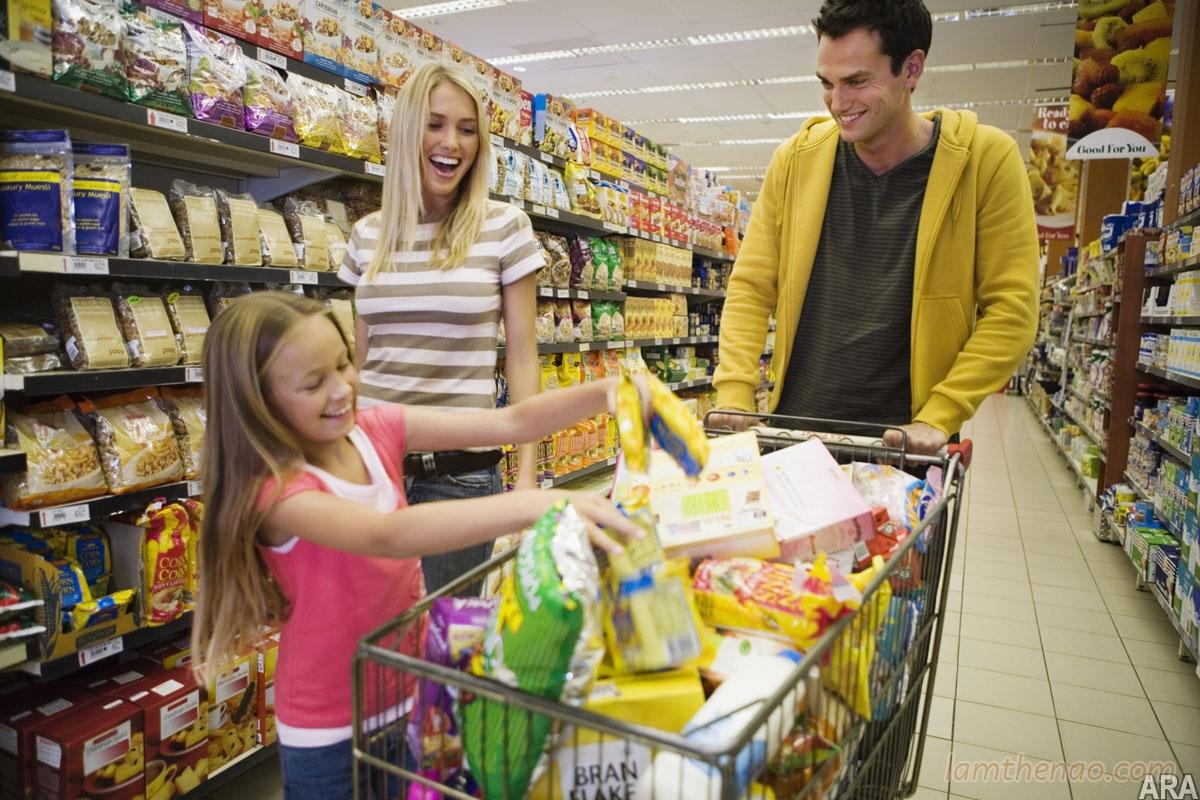 Người tiêu dùng thông minh đi siêu thị như thế nào?