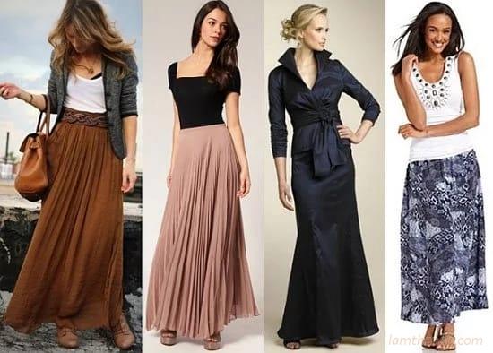 Kết hợp giày hợp váy 6